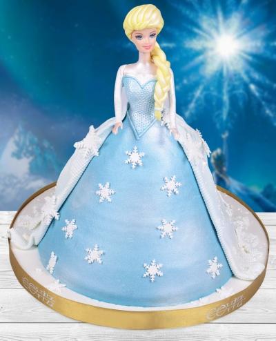 Karlar Ülkesi Elsa Pasta